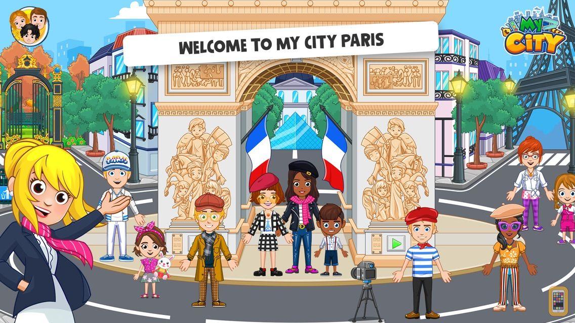 Screenshot - My City: Paris