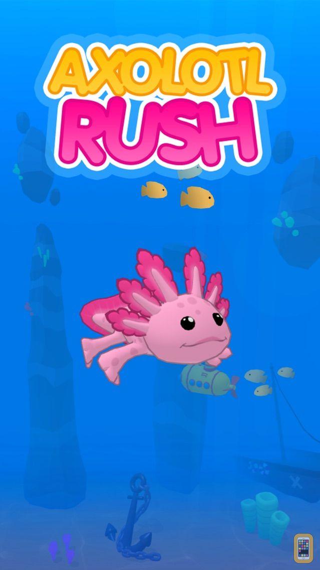 Screenshot - Axolotl Rush