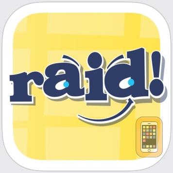 RAID Word Game by Sandra Harewood (Universal)