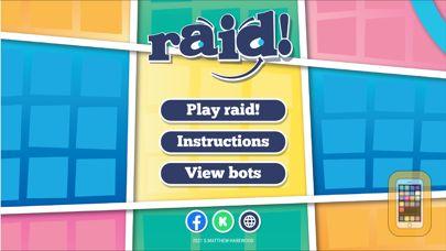 Screenshot - RAID Word Game