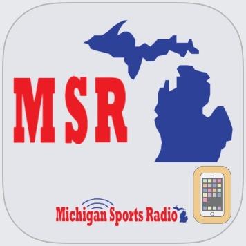 Michigan Sports Radio by BlueFrame Technology, LLC (Universal)