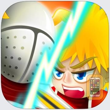 Battle Rush: Heroes Royale by Leek & Ribs Games UG haftungsbeschrankt (Universal)
