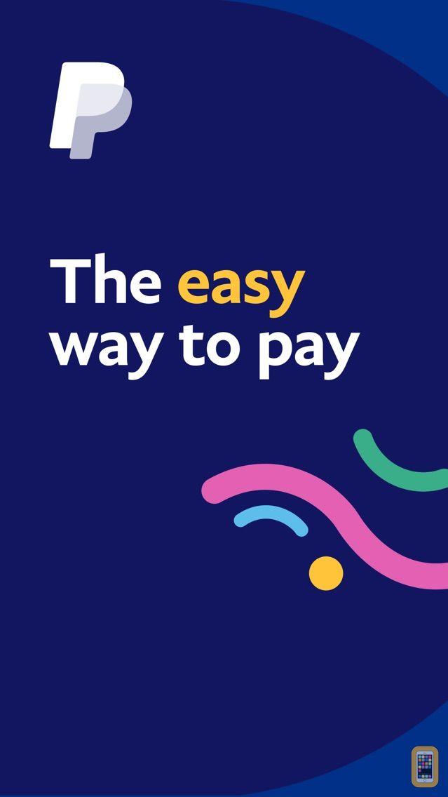 Screenshot - PayPal - Send & Receive Money