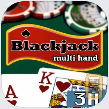 Blackjack 21 Pro Multi-Hand by Pepper Dog Soft LLC (Universal)