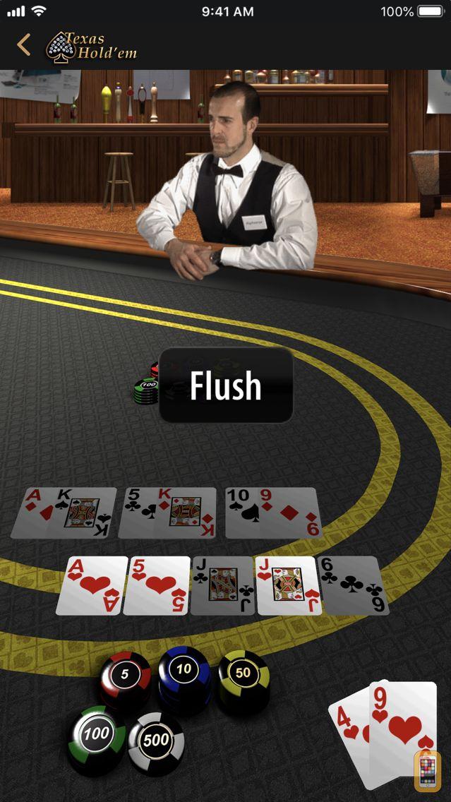 Screenshot - Texas Hold'em
