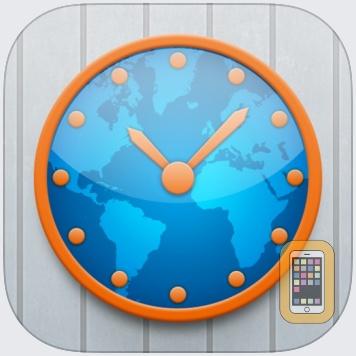 iTimeZone by Tangerine Element, Inc. (iPhone)