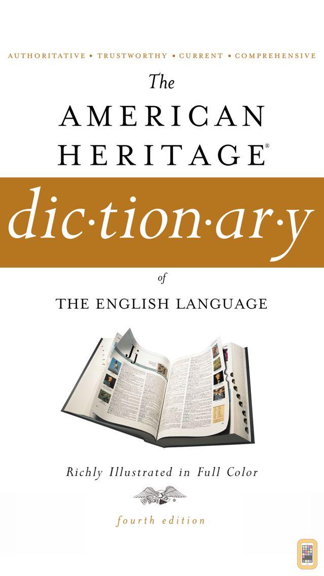 Screenshot - American Heritage® Dictionary
