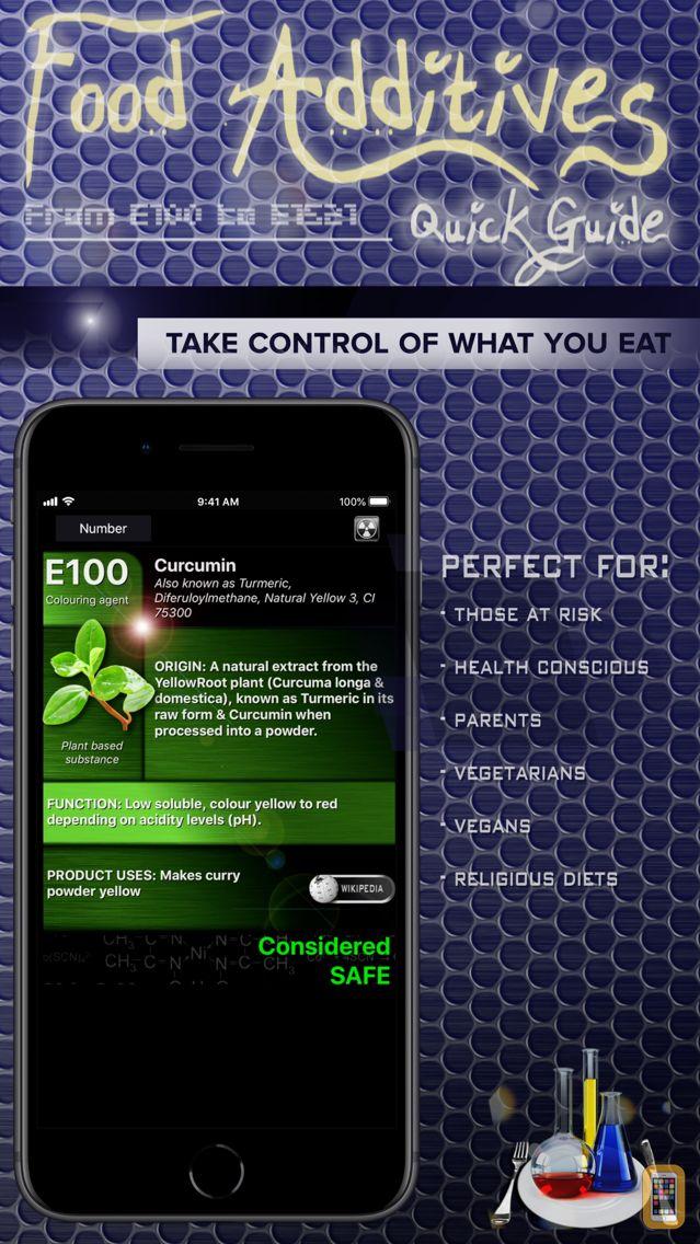 Screenshot - Food Additives 2