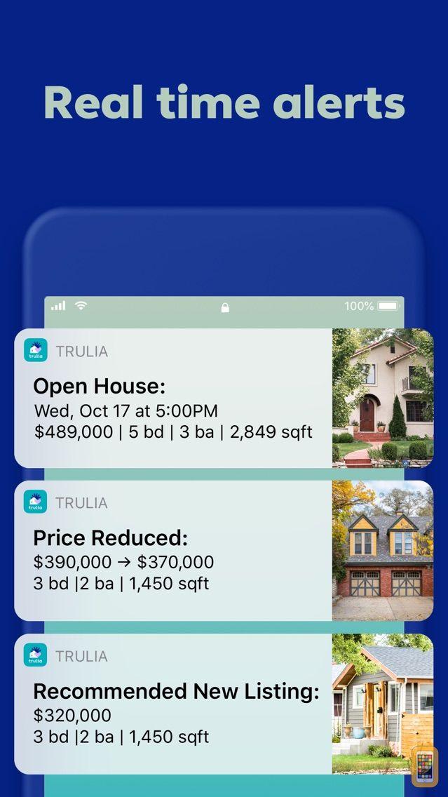 Screenshot - Trulia Real Estate: Find Homes