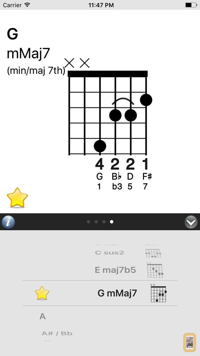 Screenshot - 7 Chords