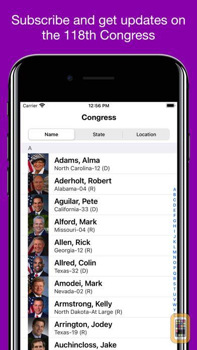 Screenshot - CongressPro