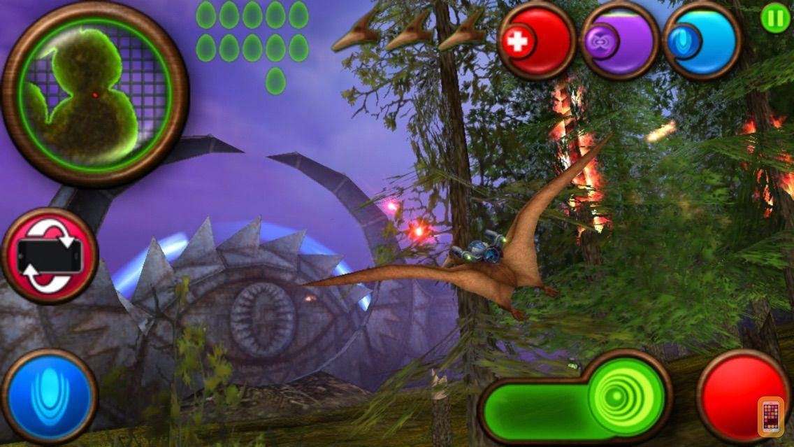 Screenshot - Nanosaur 2