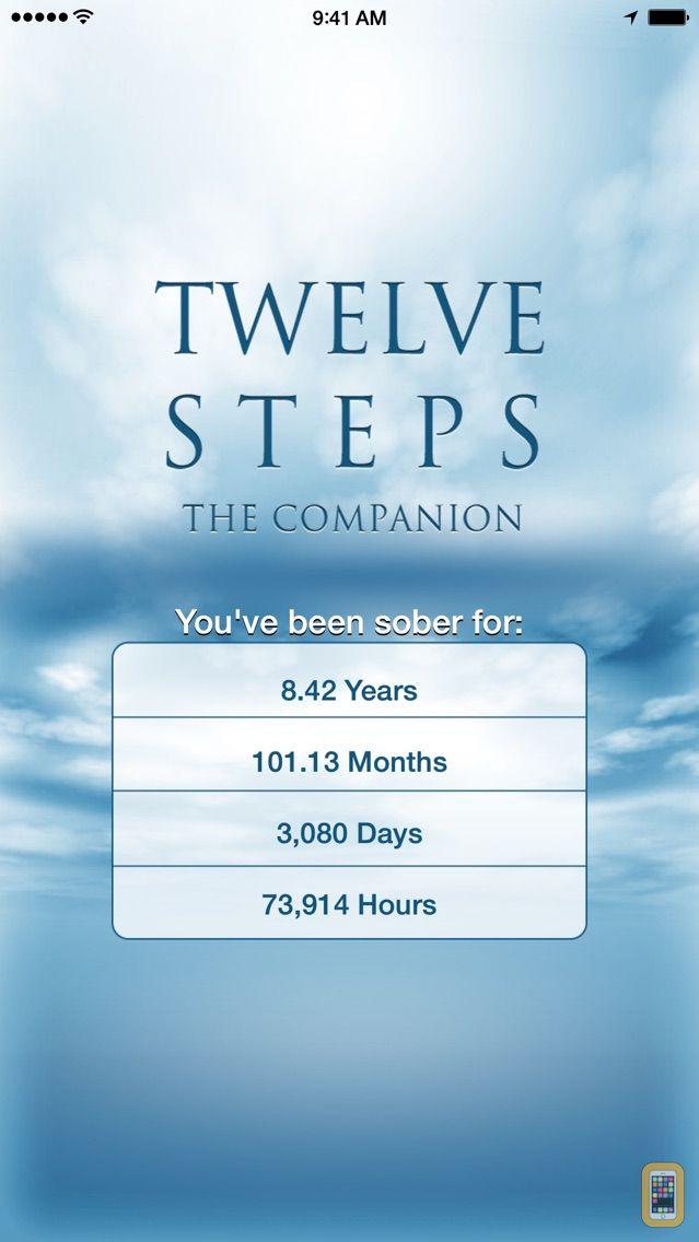 Screenshot - 12 Steps Companion AA Big Book