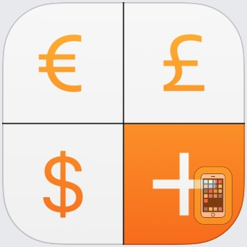 My Currency PRO: Exchange Rate by ROQAPPS Software GmbH (Universal)