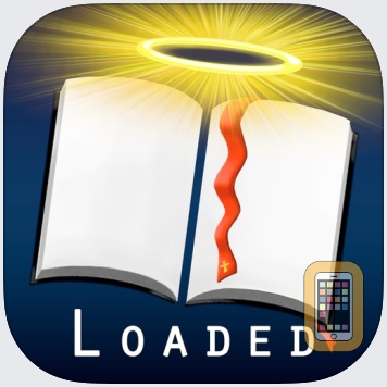 Touch Bible Loaded: Study App by Patrick Franklin (Universal)