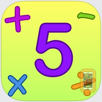 Kids Math Fun — Fifth Grade by One Step Ahead Apps, LLC (iPhone)