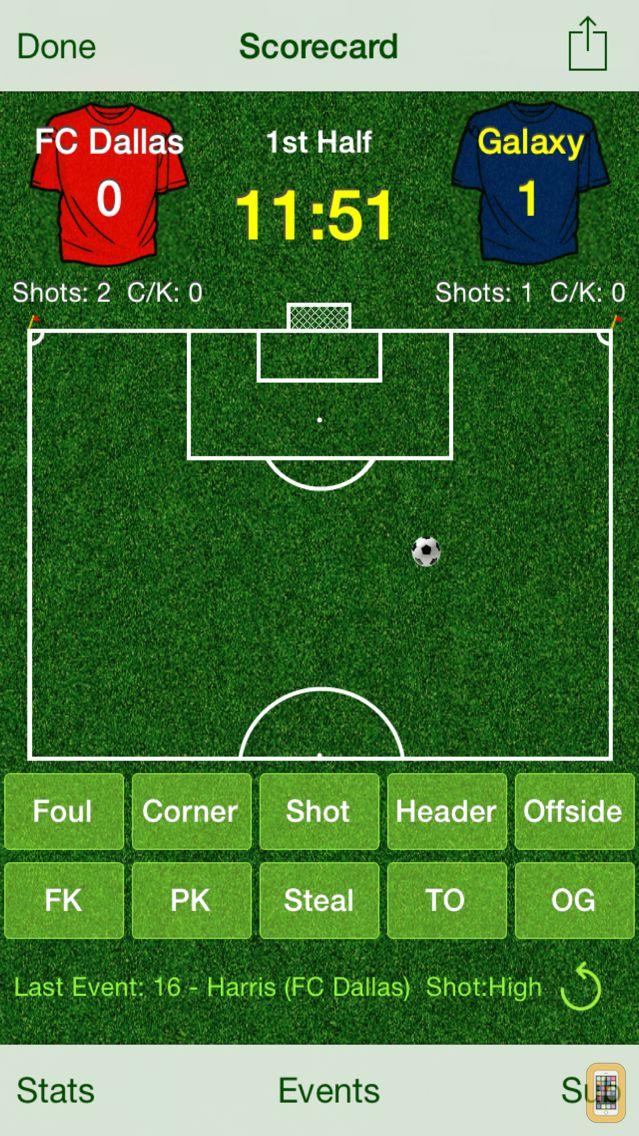 Screenshot - Score Soccer