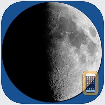 Moon Atlas by Julian James (Universal)