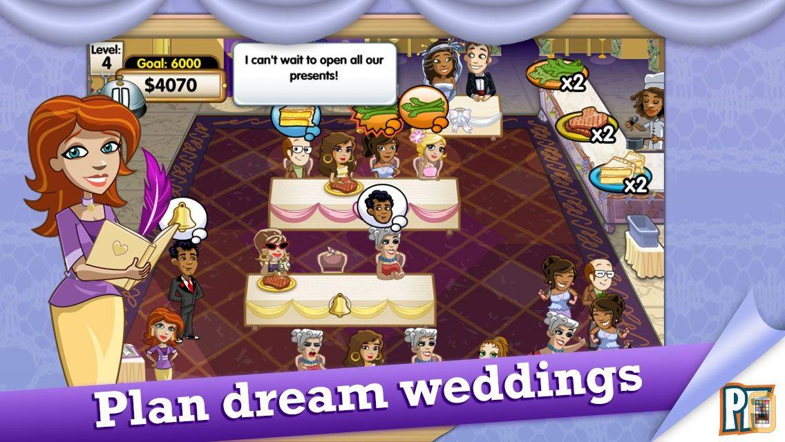 Screenshot - Wedding Dash Deluxe