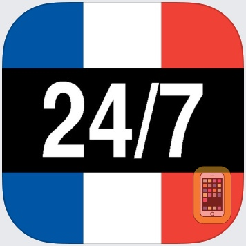 French Phrases 24/7 Language Learning by 24/7 TUTOR INC. (Universal)