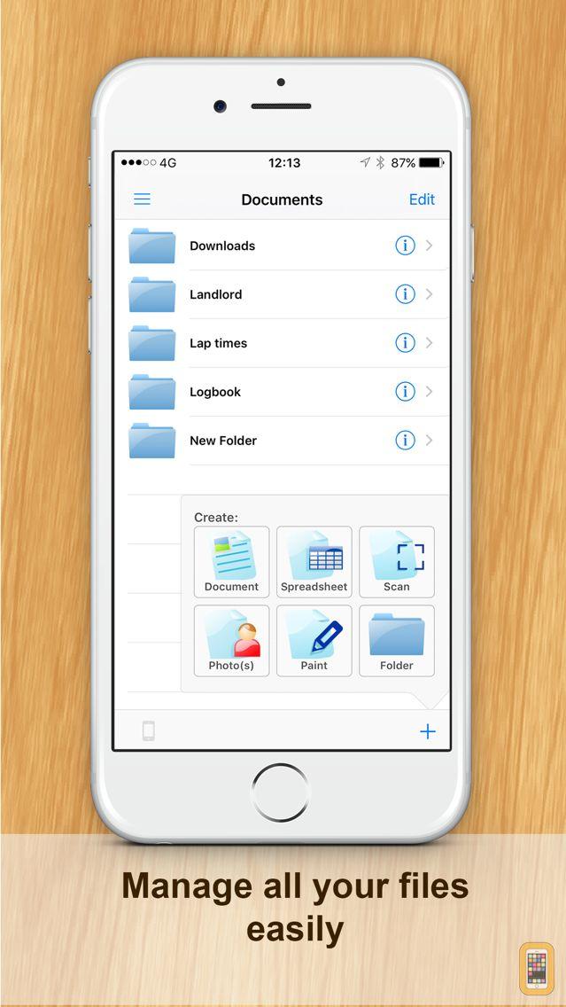 Screenshot - Documents (Office Docs)