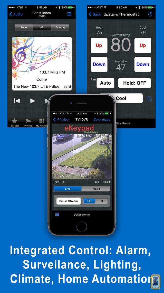 Screenshot - eKeypad Pro