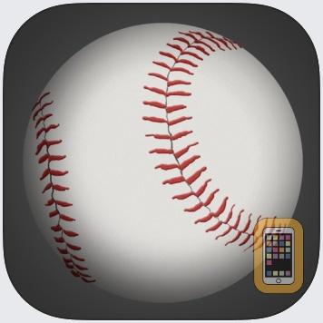 Score Keeper Baseball: Basic by Joe Dean (iPhone)