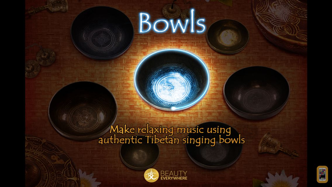 Screenshot - Bowls - Tibetan Singing Bowls