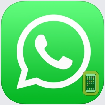 WhatsApp Messenger by WhatsApp Inc. (iPhone)