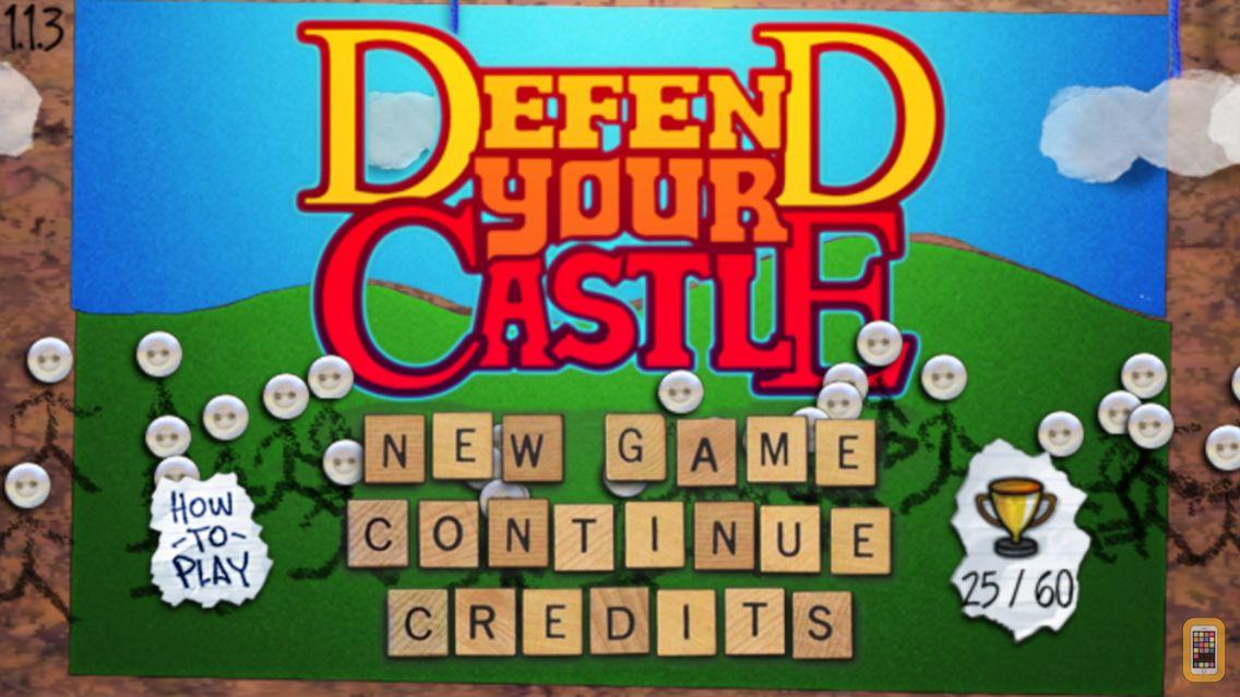 Screenshot - Defend Your Castle