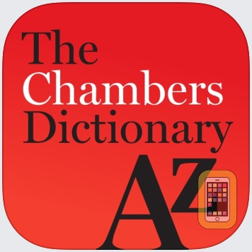 Chambers Dictionary by Antony Lewis (Universal)