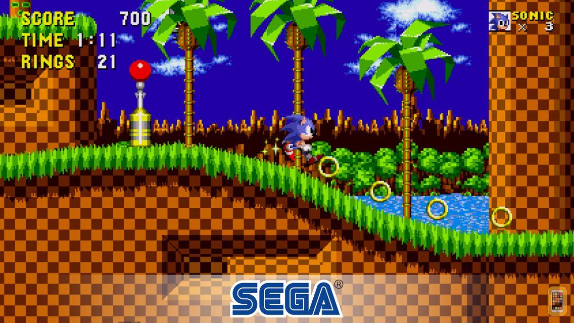 Screenshot - Sonic The Hedgehog Classic