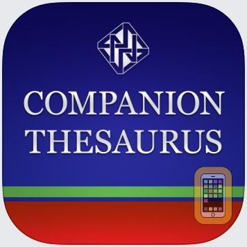 Companion Thesaurus by Enfour, Inc. (Universal)