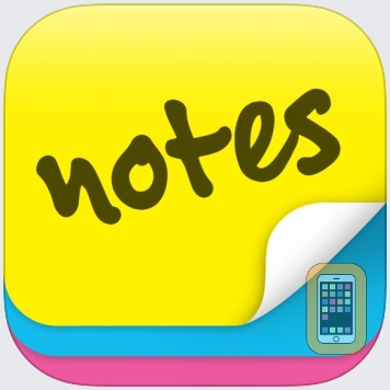 Notefuly - Sticky Notes by TapFactory (iPhone)