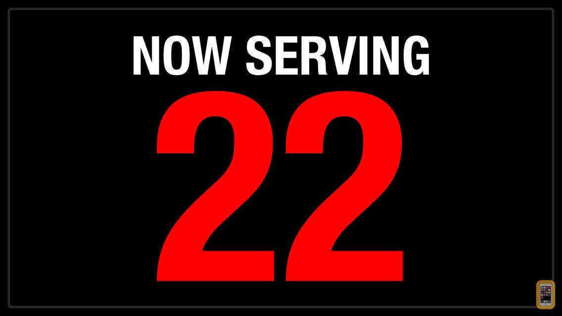 Screenshot - Now Serving