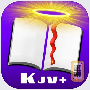 Touch Bible: KJV + Strongs by Patrick Franklin (iPhone)