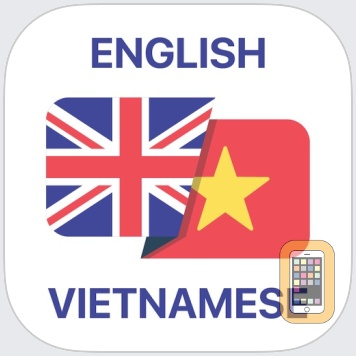 English Vietnamese Dictionary - Tu Dien Anh Viet by PPCLINK Software (Universal)