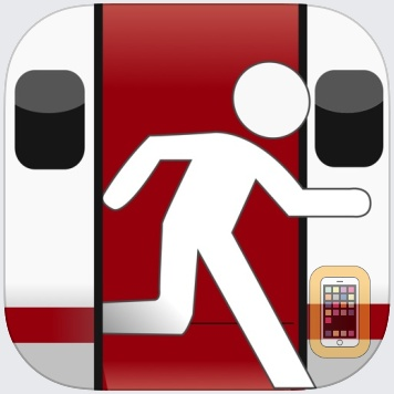 Exit Strategy NYC Subway Map by JWeg Ventures LLC (iPhone)