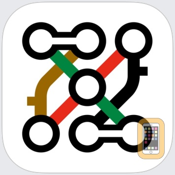 Tube Map - London Underground by Mapway Limited (Universal)