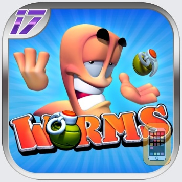WORMS by Team17 Software Ltd (iPhone)