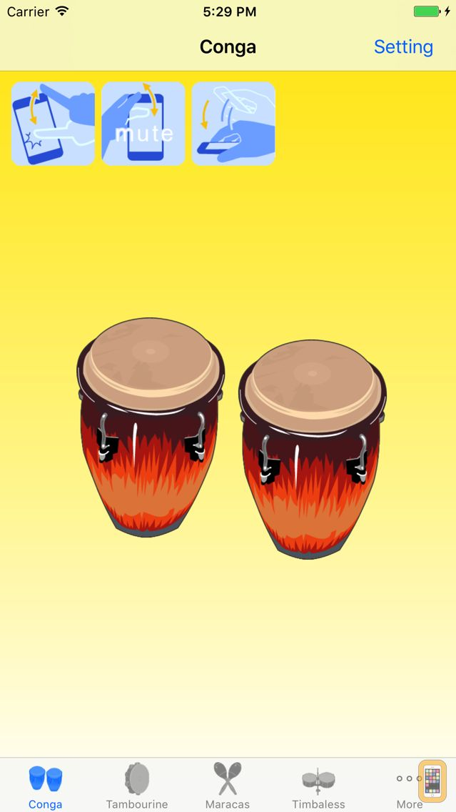 Screenshot - Percussions