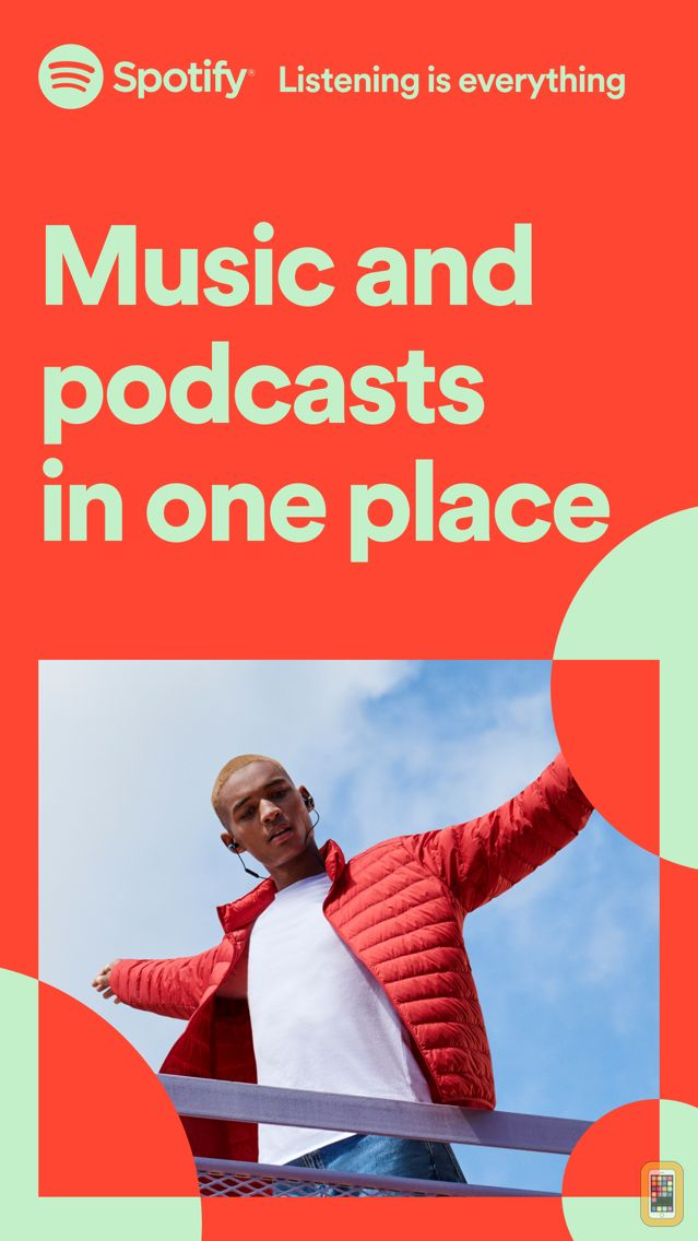 Screenshot - Spotify Music