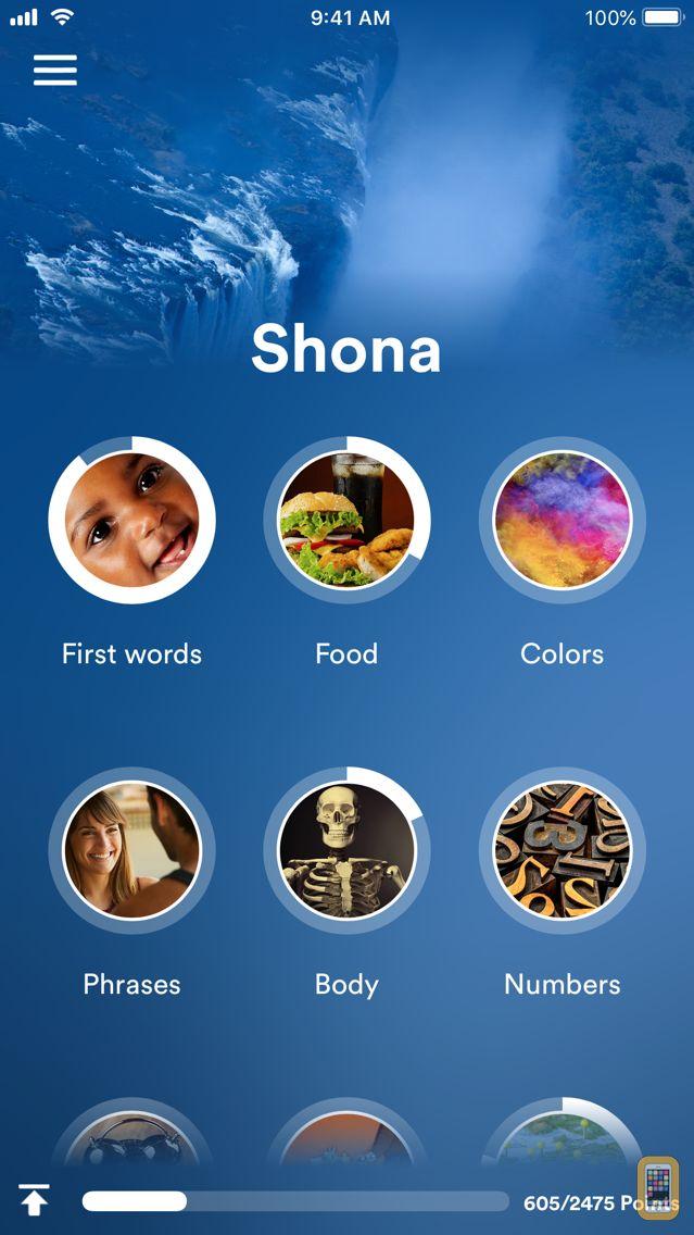 Screenshot - Learn Shona - EuroTalk