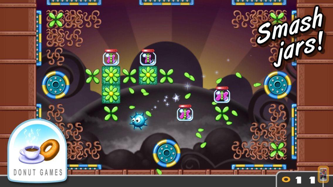Screenshot - Spikey's Bounce Around