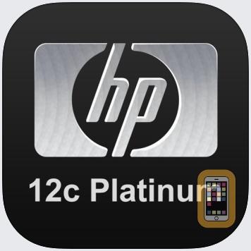 HP 12C Platinum Calculator by HP Inc. (Universal)
