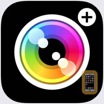 Camera+ by LateNite Apps (iPhone)