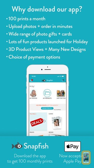 Screenshot - Snapfish: Create Cards & Gifts