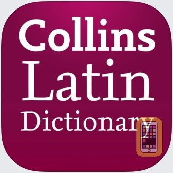 Collins Latin Dictionary by MobiSystems, Inc. (Universal)