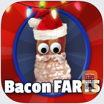 Bacon Farts App - Best Fart Sounds - Santa Edition by Focal Point LLC (Universal)