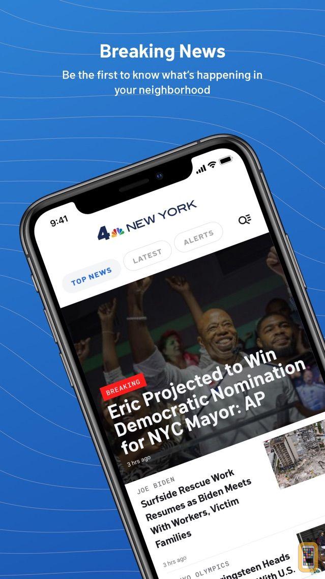 Screenshot - NBC 4 New York: News & Weather